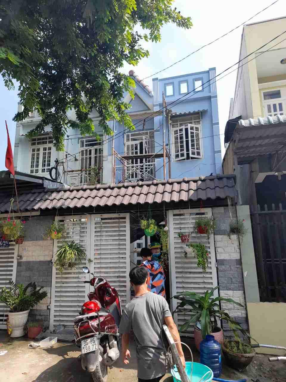 Sửa nhà nâng tầng, sửa chữa cải tạo lại nhà Anh Thuận